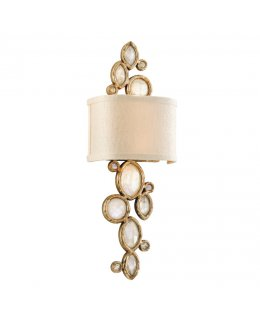Corbett  167-12  Fame and Fortune 2 Light Wall Sconce