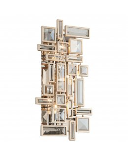 Corbett  178-13 Method 17 Inch Wall Light