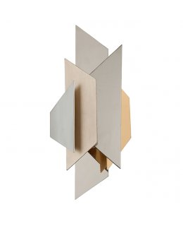 Corbett 207-11 Modernist 8 Inch Wall Light