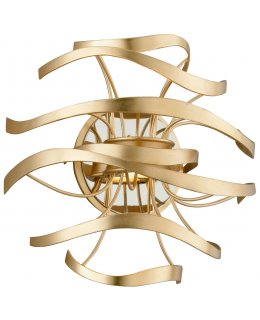 Corbett 216-12 Calligraphy LED Wall Light