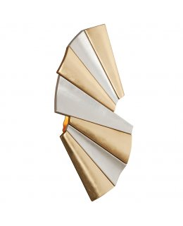 Corbett 250-11 Taffeta 16 Inch LED Wall Light