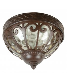 Craftmade  Z3837-AG  Olivier Outdoor Ceiling Fixture