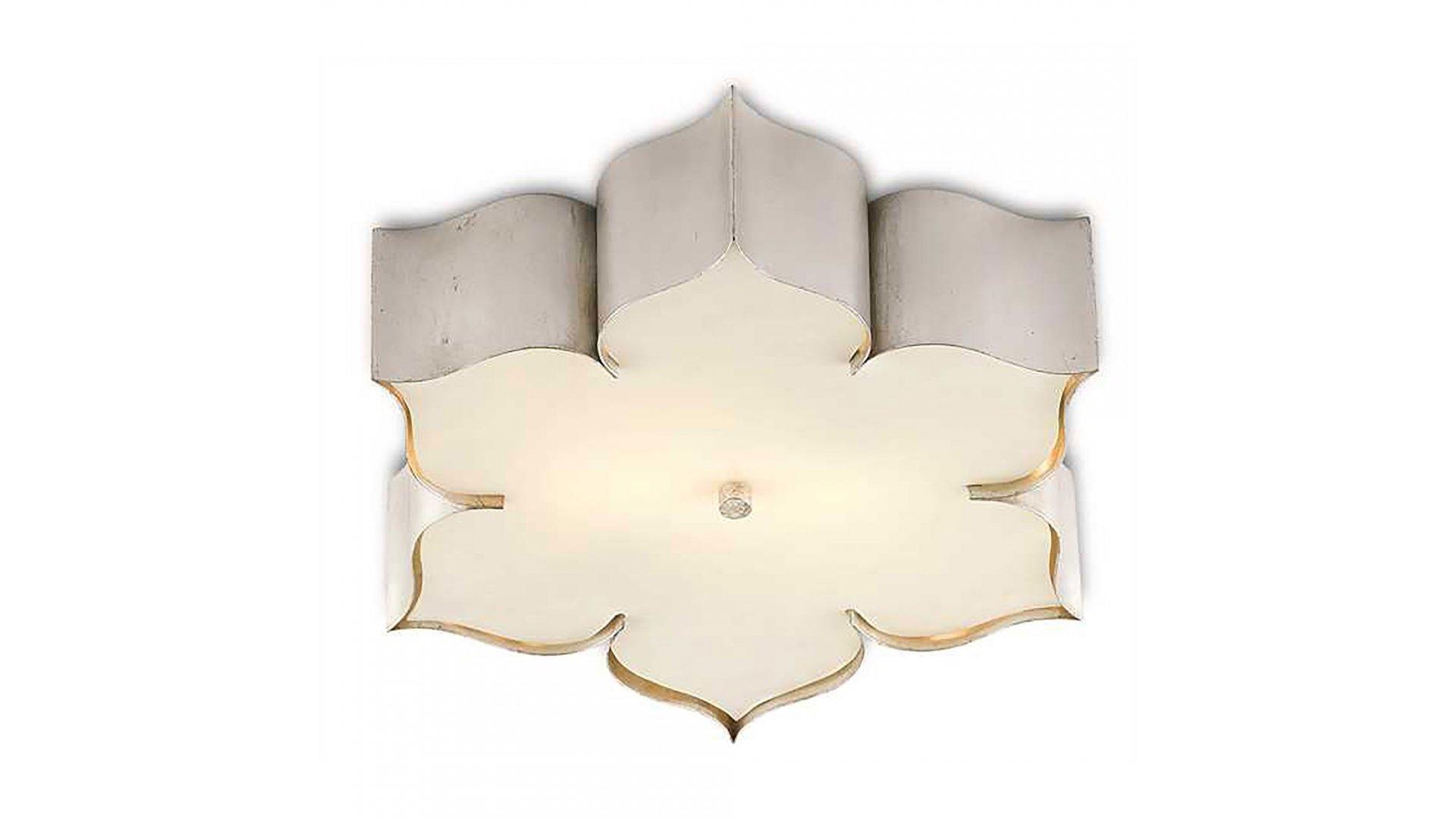 Currey Company 9999 0042 Cc Grand Lotus Flush Ceiling