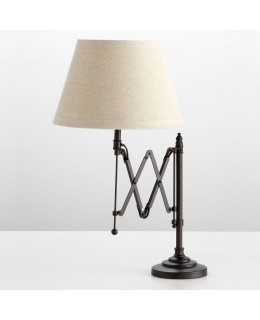 Cyan Design CY-05211 Edward Scissor Table Lamp