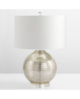 Cyan Designs  CY-06321 Hammered Reflections Table Lamp
