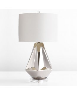 Cyan Designs  CY-06607 Silver Sails Table Lamp
