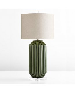 Cyan Designs  CY-06609 Allison Green Table Lamp