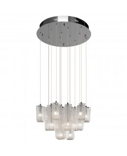 Elan Lighting  ELA-83094  Zanne Multi Light Pendant