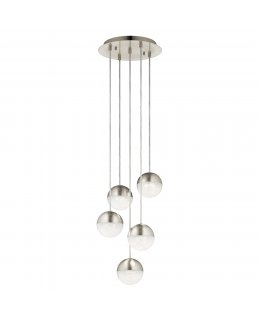 Elan Lighting ELA-83960  Moonlit LED Multi Light Pendant