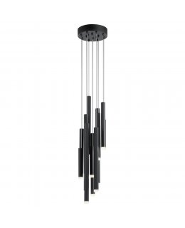 Elan Lighting ELA-84101  Soho LED Multi Light Pendant