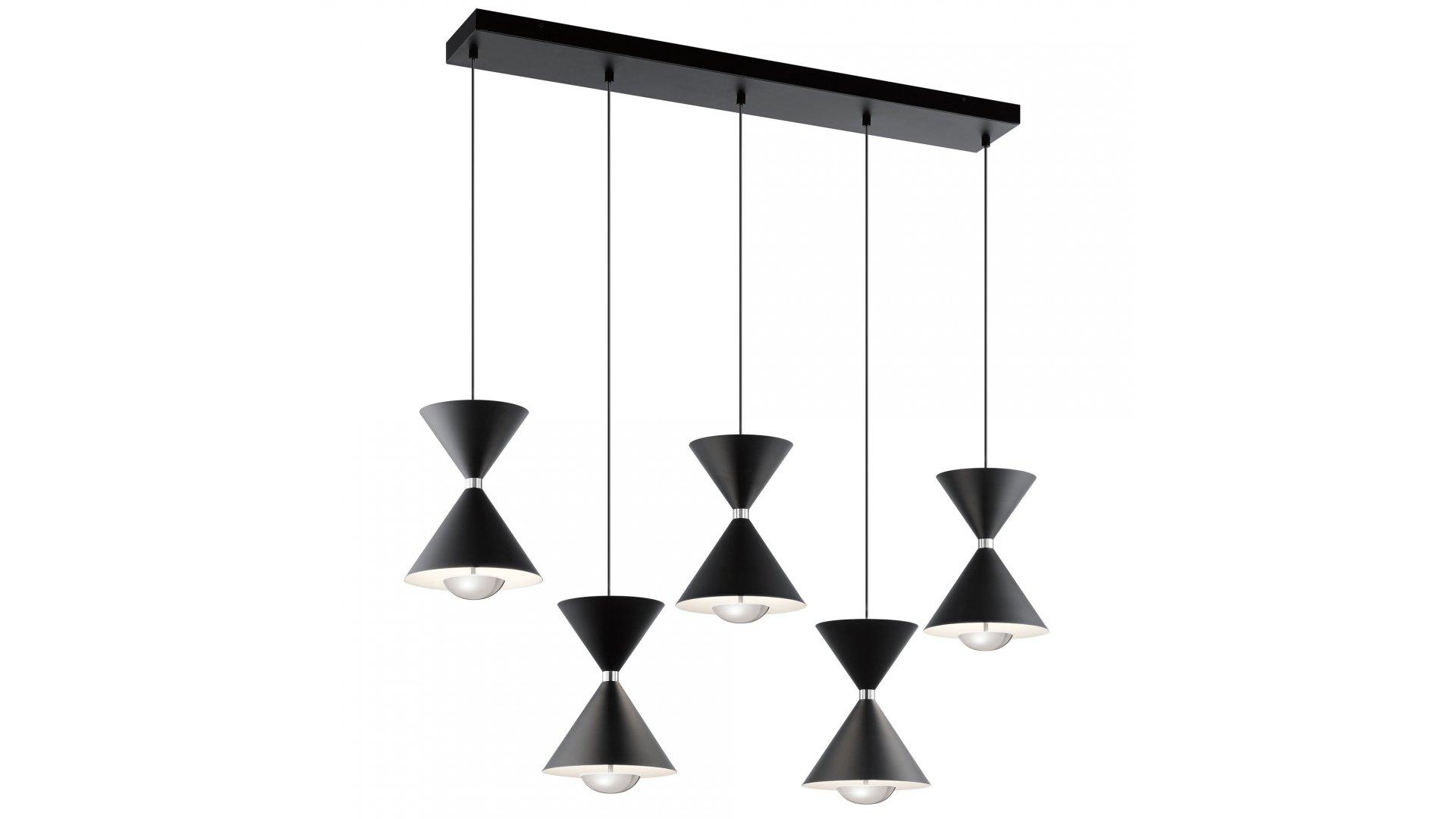 Elan Lighting Ela 84113 Kardon Led Linear Multi Light Pendant