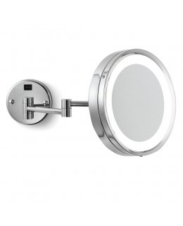 Electric Mirror  EMHL10-CH Blush Wall Lighted Makeup Mirror