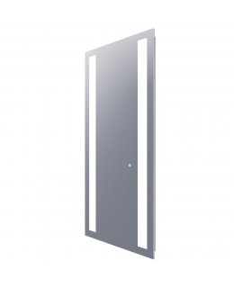 Electric Mirror  FUS-2660 Fusion Lighted Wardrobe Mirror with AVA DIMMING