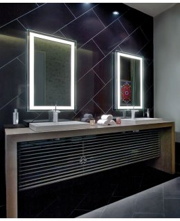 Electric Mirror INT-2436 24 INCH INTEGRITY Rectangle Lighted Mirror