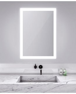 Electric Mirror SIL-3042  30 INCH SILHOUETTE Rectangle Lighted Mirror