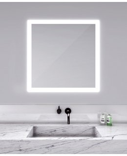 Electric Mirror SIL-3636  36 INCH SILHOUETTE Square Lighted Mirror