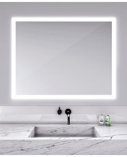 Electric Mirror SIL-5442 54 INCH SILHOUETTE Rectangle Lighted Mirror