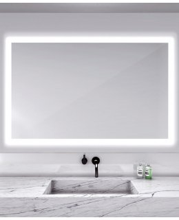 Electric Mirror SIL-6642 66 INCH SILHOUETTE Rectangle Lighted Mirror