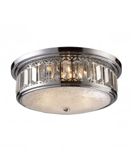 Elk   11227-3 Signature Flush Mount Ceiling Fixture