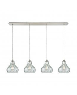 Elk 25100-4LP  Belmont Linear Pendant 4 Light