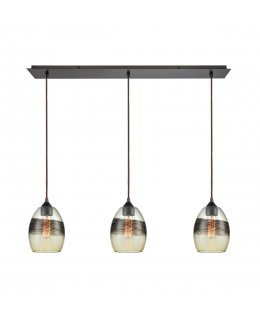 Elk 25122-3LP  Whisp Linear Pendant 3 Light