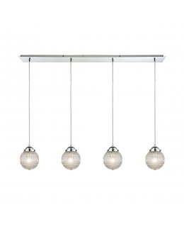 Elk  56591-4LP  Victoriana 56591 Linear Pendant 4 Light