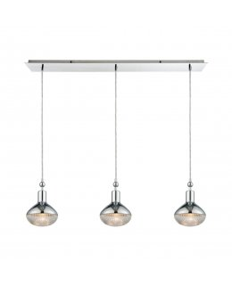 Elk  56623-3LP  Ravette Linear Pendant 3 Light