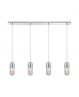 Elk 56661-4LP  Capsula Linear Pendant 4 Light