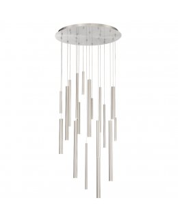Eurofase 31445-025  Santana LED Round Multi Light Pendant