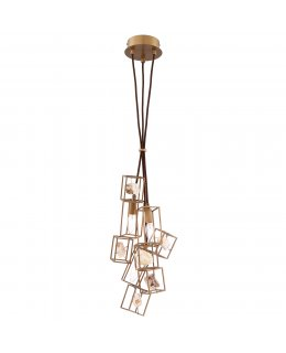 Eurofase 31834-018  Patton Multi Light Pendant