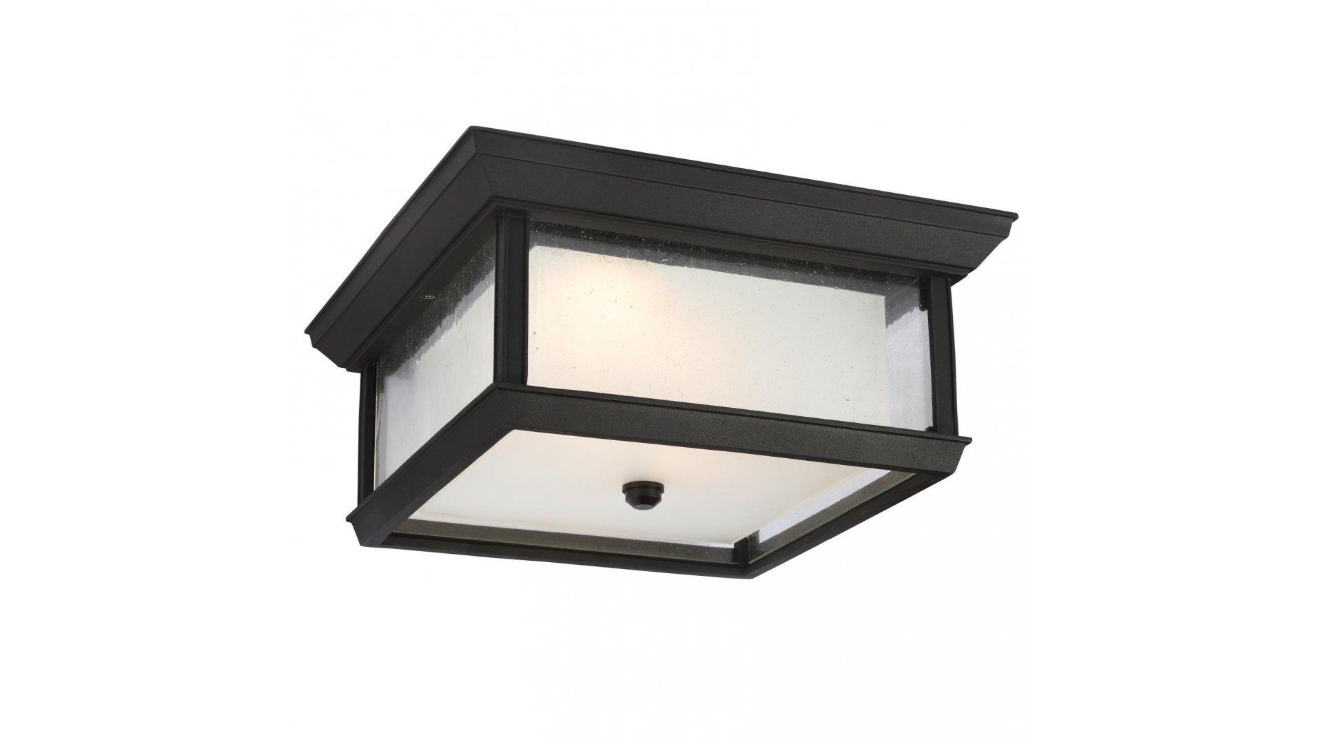 Feiss ol12813txb l1 mchenry outdoor flush mount ceiling