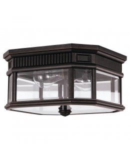 Feiss  OL5413GBZ  Cotswold Outdoor Flush Mount Ceiling