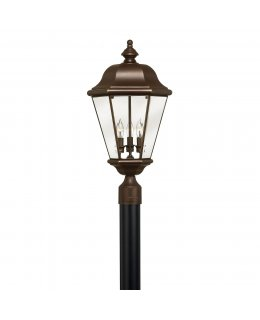 Hinkley  2421CB Clifton Park 12 INCH Outdoor Post Mount