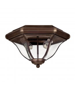 Hinkley  2443CB   San Clemente Outdoor Ceiling Light