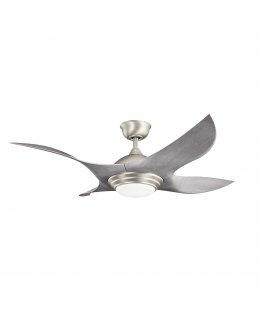 Kichler 300209NI Shuriken Ceiling Fan