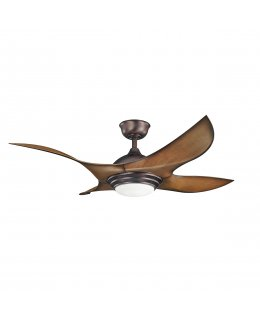Kichler 300209OBB  Shuriken Ceiling Fan