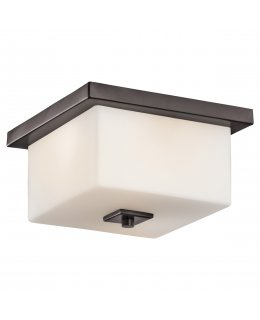 Kichler  49343AZ  Bowen Outdoor Ceiling Light