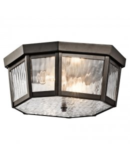 Kichler  49518OZ  Rochdale Outdoor Ceiling Light