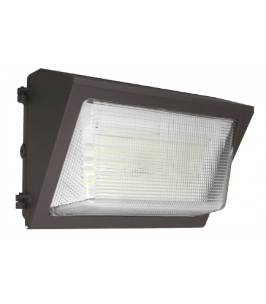 Max Light Led Wall Pack: Maxlite WP-OP120U-50B-PC 120W LED Wall Pack 5000K With