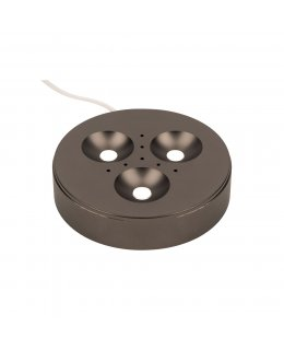 Pure Edge  PUCK-RD-3W-90D-30K-BZ  Puck LED Under Cabinet Fixture