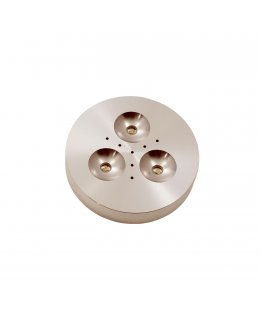Pure Edge  PUCK-RD-3W-90D-30K-SA  Puck LED Under Cabinet Fixture