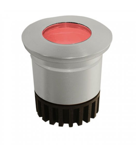 Pure Edge  SUN3-HDL3-RD-RGB-SA   Sun3 ROUND RGB  LED Recessed Uplight 36 Degree