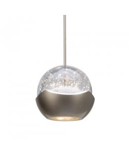 WAC Lighting  QP-LED311-BN-BN  QP Genesis LED FreeJack Pendant