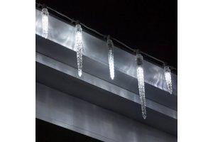 LED Cascading Icicle Tube Lights