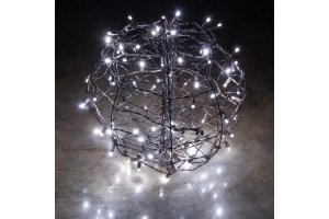 LED Christmas Light Balls