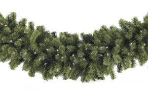 LED Prelit Christmas Garland