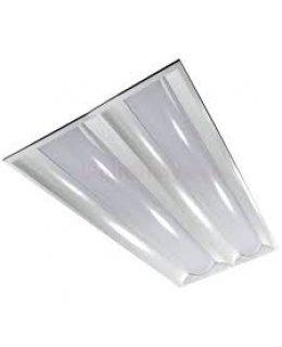 MXMLVT24D4535 45W 2x4 Volmetric LED Ceiling Panels 3500K 3785 Lumens