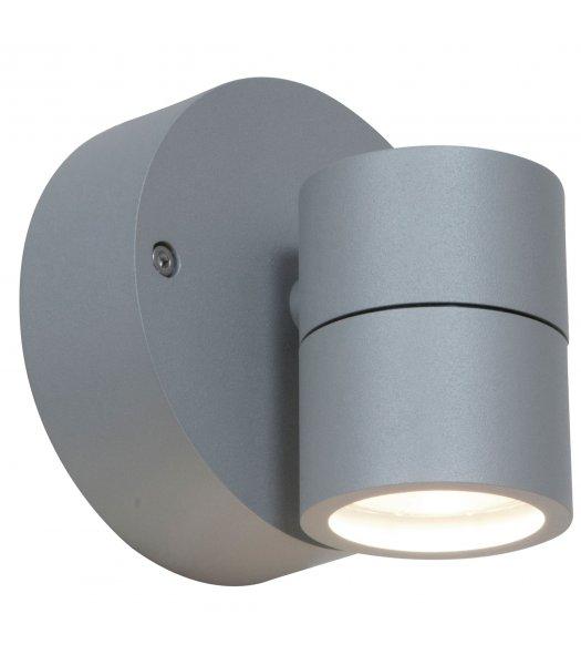 Access 20350LEDDMGLP-BRZ-CLR  KO 50 LED Outdoor Wall Spot Light