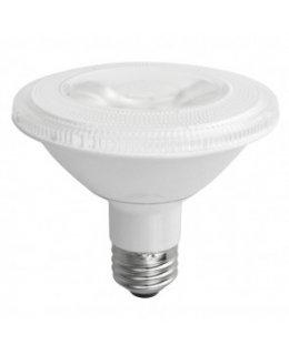 TCPLED10P30S27KFL  60W Equivalent PAR30 Short Neck LED Bulb, Dimmable 10W, 2700K 800 lumens