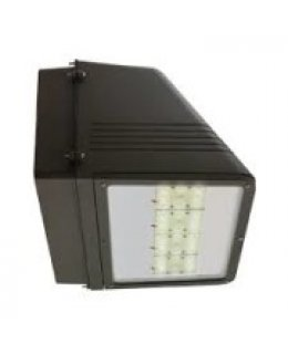 MXMLLWP40LED50DS-150 Cut Off Design Large Wall Pack 40W 5000K 3725 Lumens
